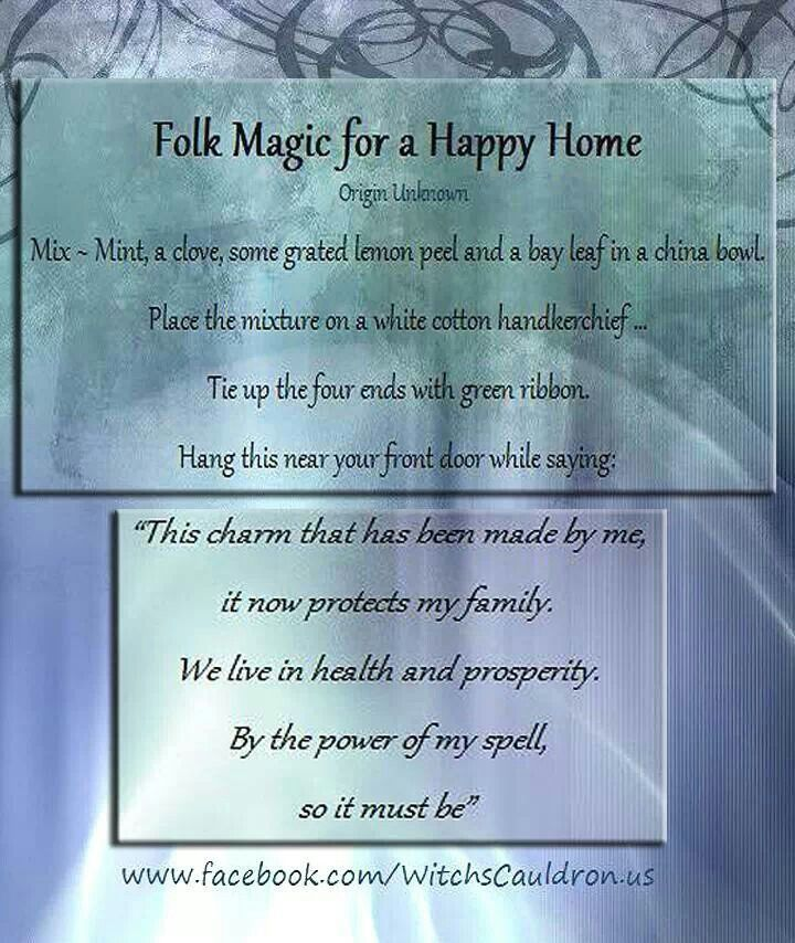Image Result For Witchcraft Spells Happiness Folk Magic Spells Witchcraft Spell Book