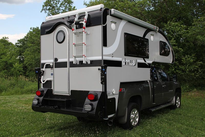 Tcm Exclusive 2017 Cirrus 820 Slide In Camper Truck Camper