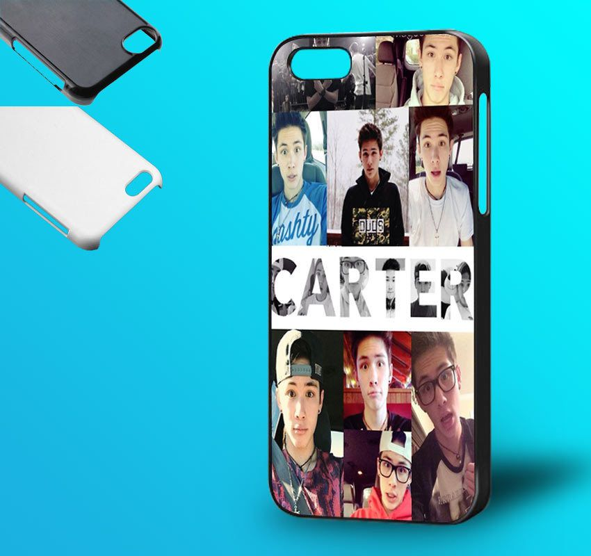 Carter reynolds Collage Magcon Case for  iPhone 4 4s 5 5s 6 6plus 6s 6s plus  #iPhone #case #cover #iPod #Samsung #galaxy #HTC #magcon #boys #fob #collage #carpenter #5sos #fob #acrtic #monkeys #potter #gift #plastic #o2l #gosling #dallas #sirens