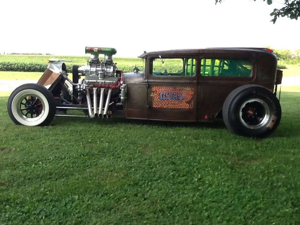 awesome Rat Rods For Sale: 1929 Ford Model A Rat Rod Model A ...