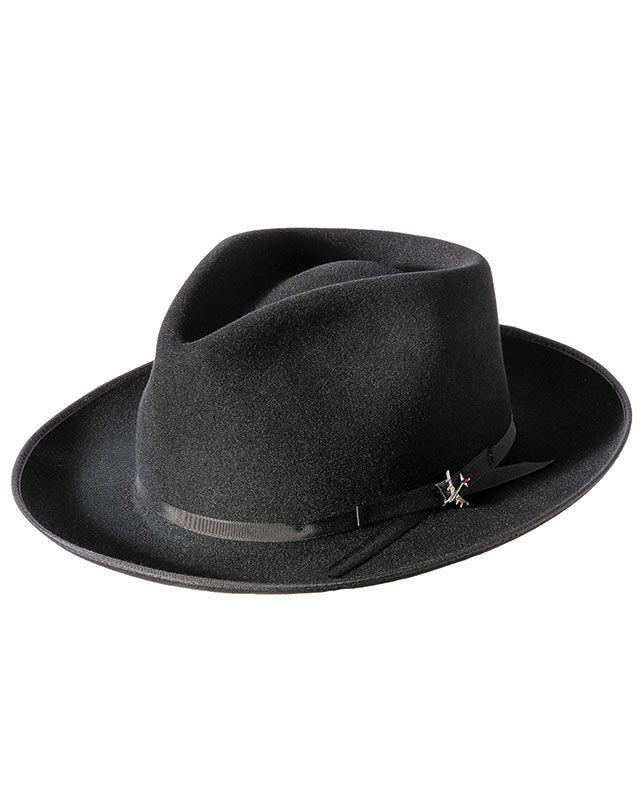 Stetson Stratoliner Black Dress Hat  181c754a3e3