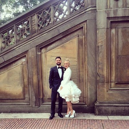 Alicia And PJs Family Destination Wedding On Bow Bridge