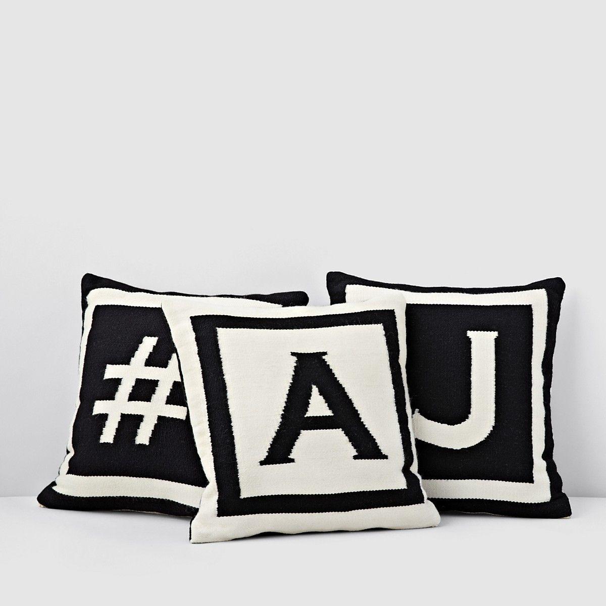 Jonathan Adler Letter Pillow  Bloomingdales  I Pillows