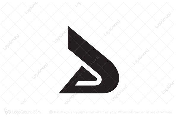 Active Unique Letter D Logo Logos Branding Design Clothing Line Logos