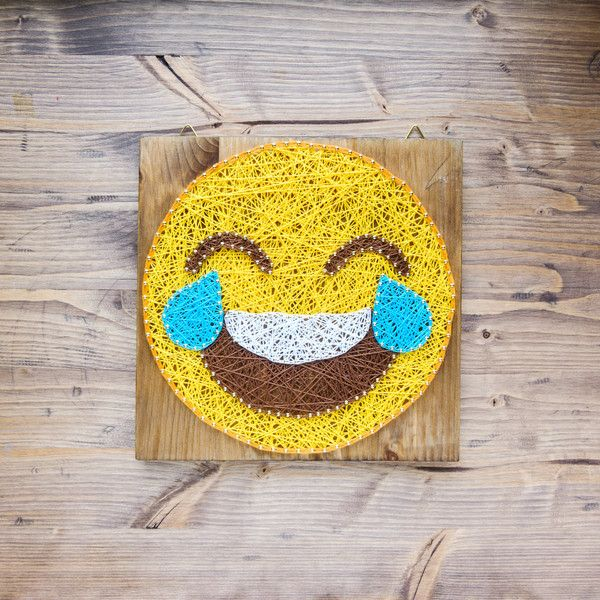 Emoji Wall Art emoji wall art decor | wall art decor, fun and yellow