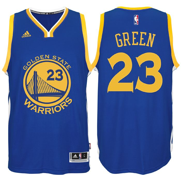 bd0050b24 Draymond Green Jersey  adidas Royal Blue Swingman  23 Golden State ...
