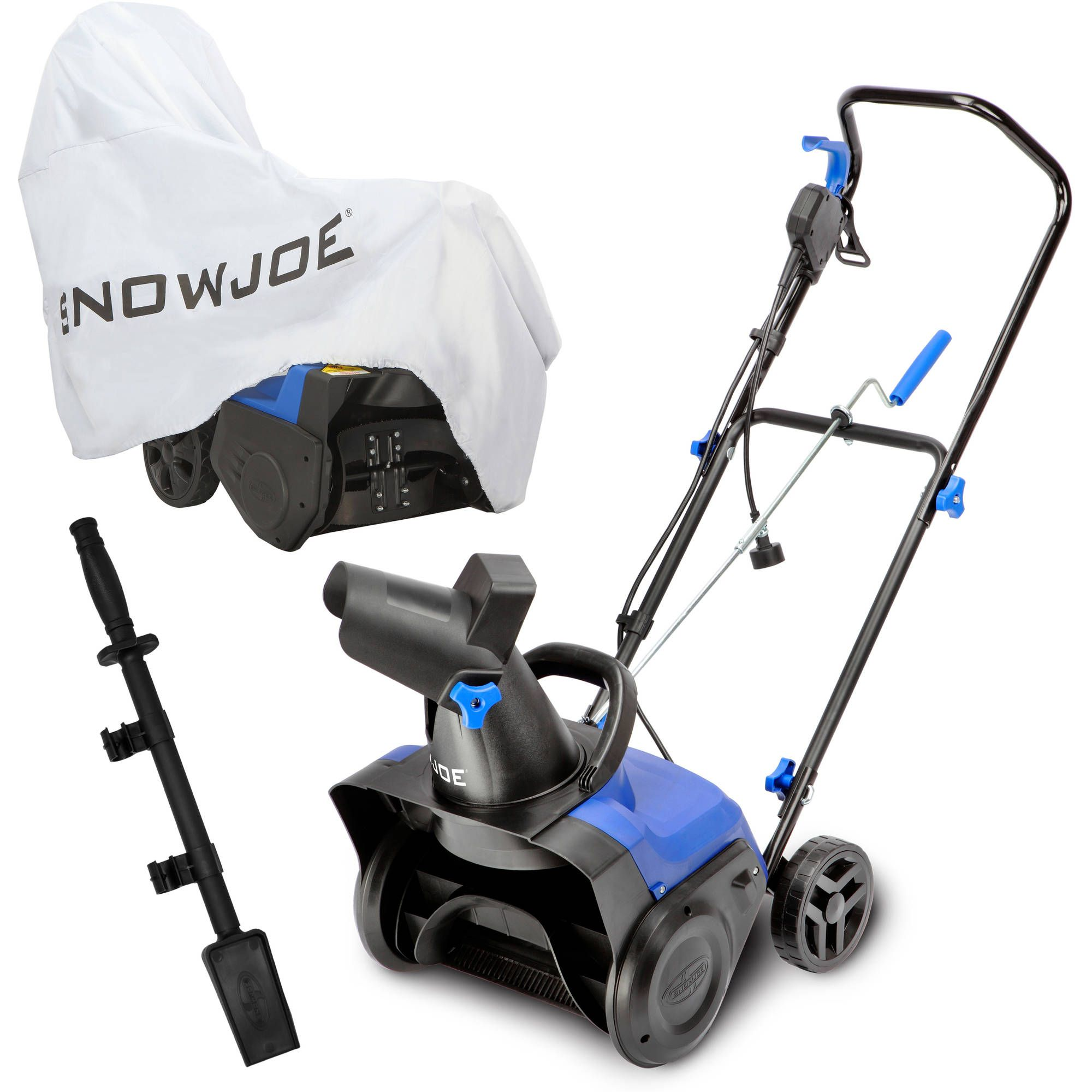 Recomeneded Snow Joe 15 11 Amp Electric Snow Blower Bundle Includes Sj615e Cover Chute Clean Out Tool Electric Snow Blower Snow Blower Snow Blowers