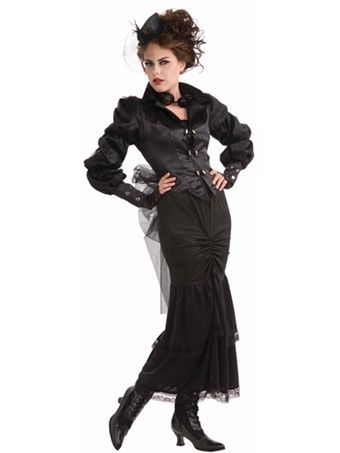 Women's Steampunk Victorian Costume | Steampunk halloween ...