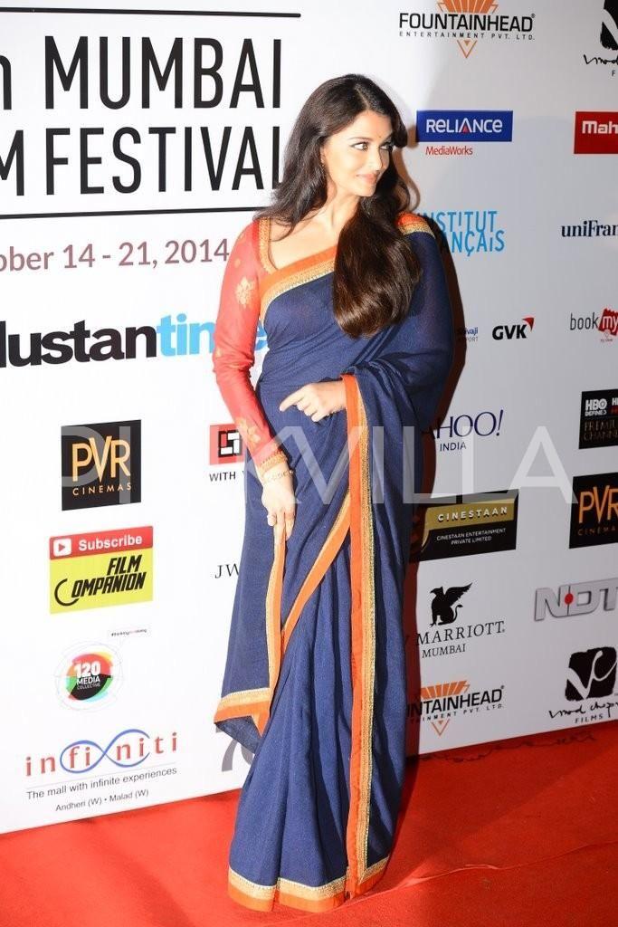 Aishwarya Rai Bachchan flags off the 16th Mumbai Film Festival | PINKVILLA