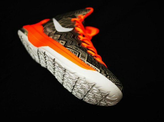 more photos d68c1 85538 Nike KD 5 Black History Month Anthracite Pure Platinum Sport Grey 586768 071