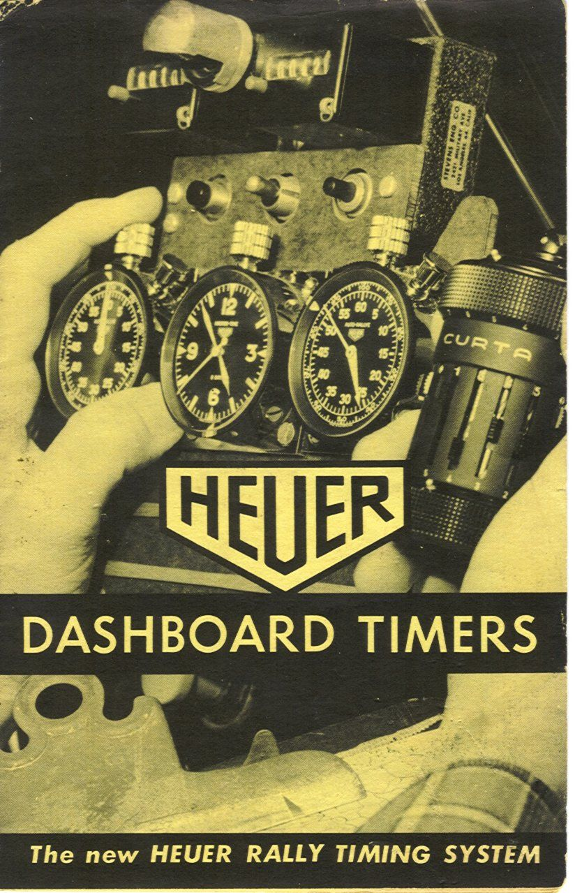 Tag Heuer dashboard timers.. old school | Watches | Pinterest | Tag ...