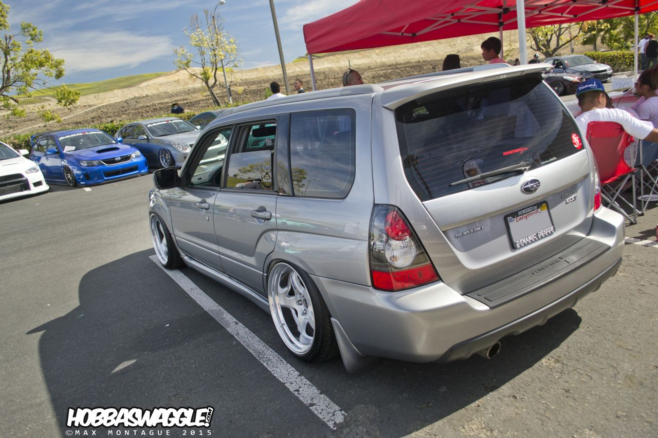 Modified subaru forester xt sports 1