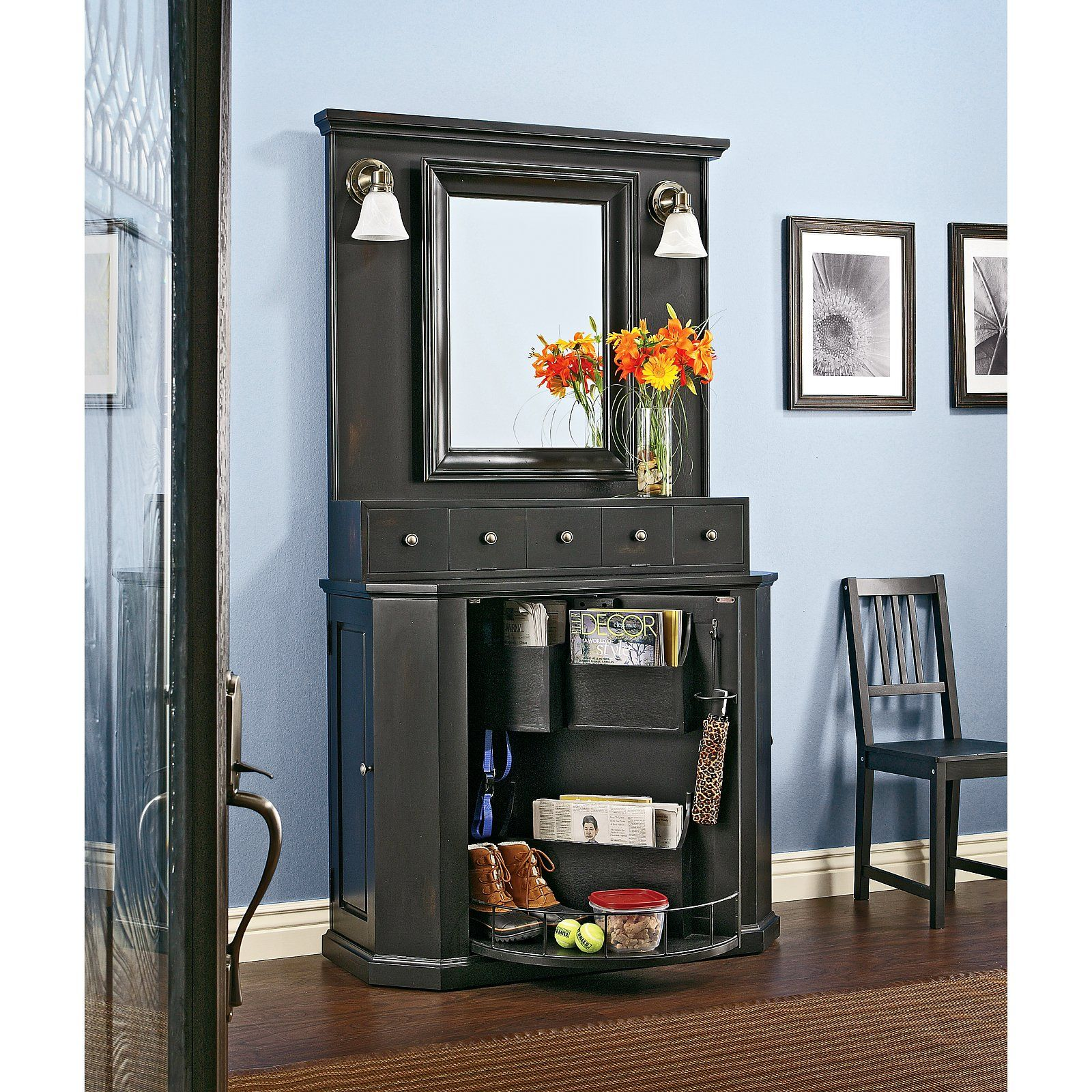 Have To Have It. Ty Pennington Collection Entry Organizer