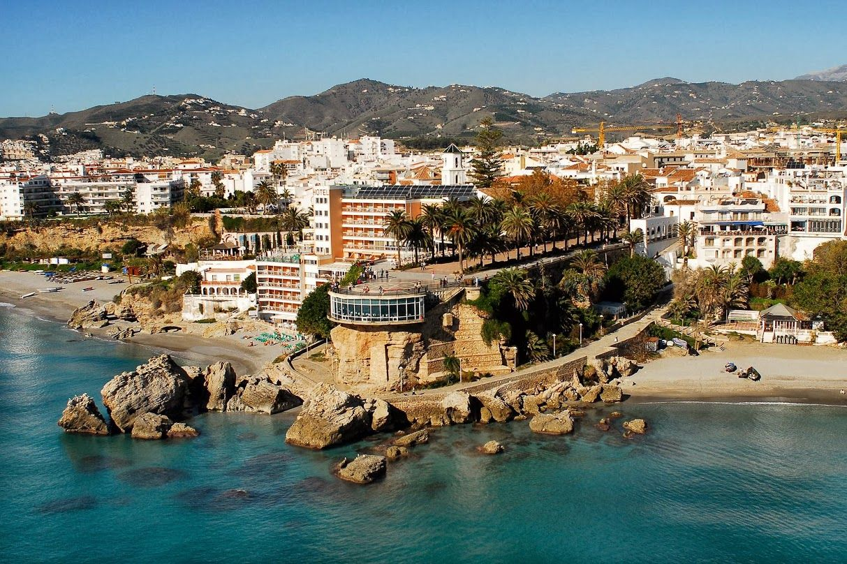 Hotel Balcon De Europa Nerja Spain Reiseziele Andalusien Reisen