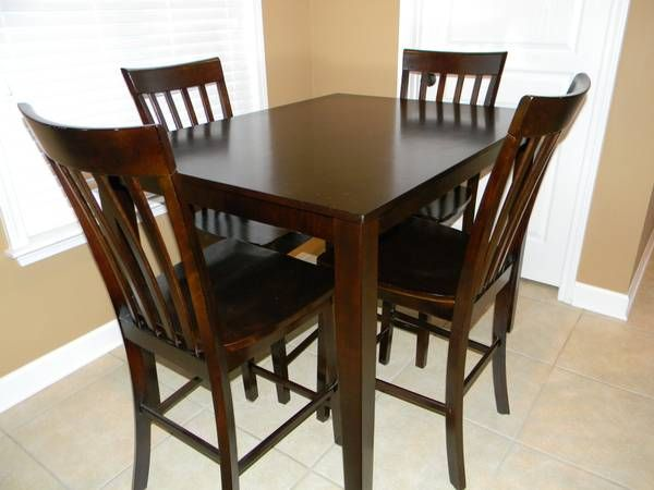 ashley furniture kitchen table and chairs 200 olive branch ms craigslist pinterest. Black Bedroom Furniture Sets. Home Design Ideas