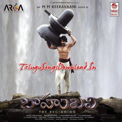 Baahubali 2015 Telugu Mp3 Songs Free Download Mp3 Song Download Mp3 Song New Song Download