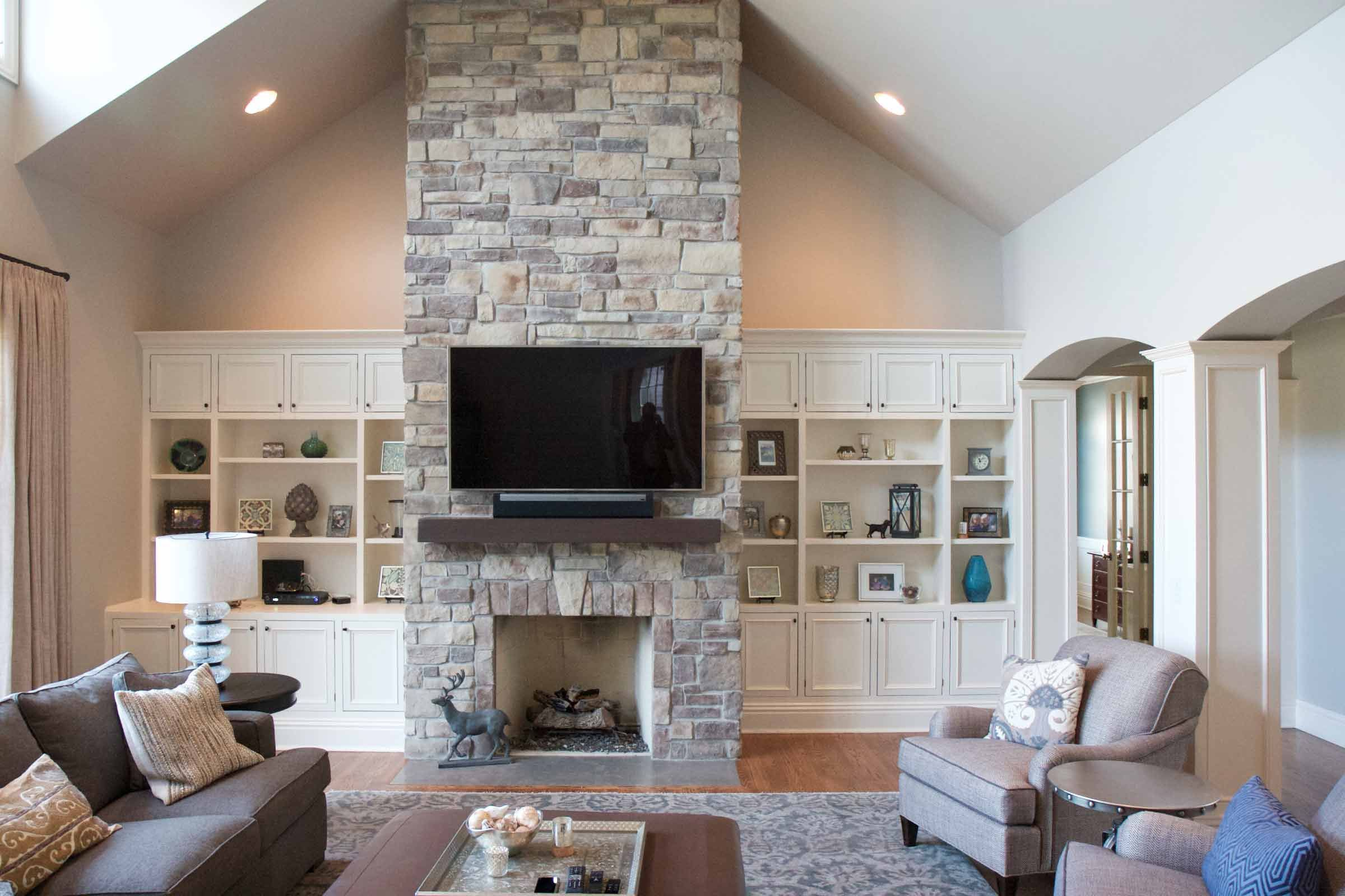 48+ High ceiling fireplace ideas ideas in 2021