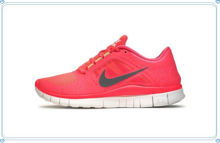 My First Nike Free Run +3 Shoe and Nike+ SportBand ~ Here