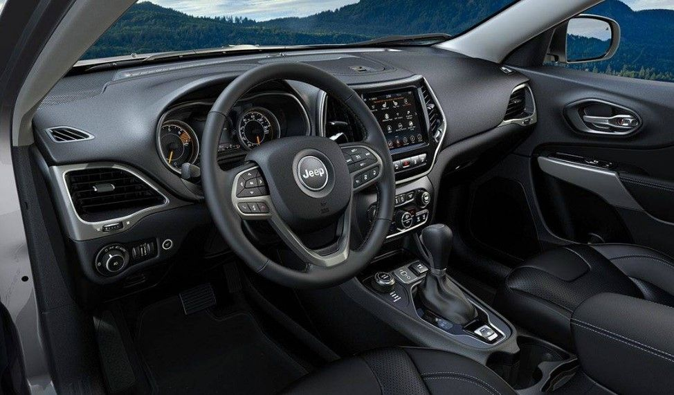2019 Jeep Grand Cherokee Interior Jeep Cherokee Limited Jeep