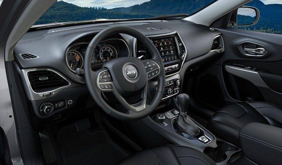 2019 Jeep Grand Cherokee interior Jeep grand cherokee