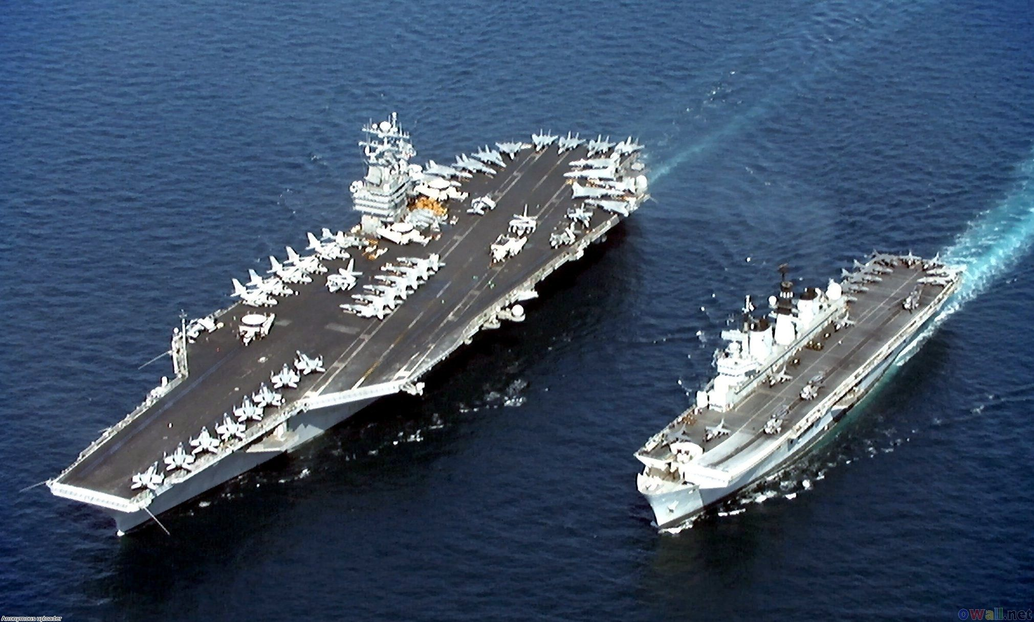 Big Brother Air Craft Carrier What A Sight Royal Navy Aircraft Carriers Aircraft Carrier Navy Aircraft Carrier