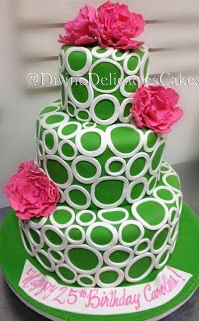 Divne Delicacies Bridal Shower Cakes