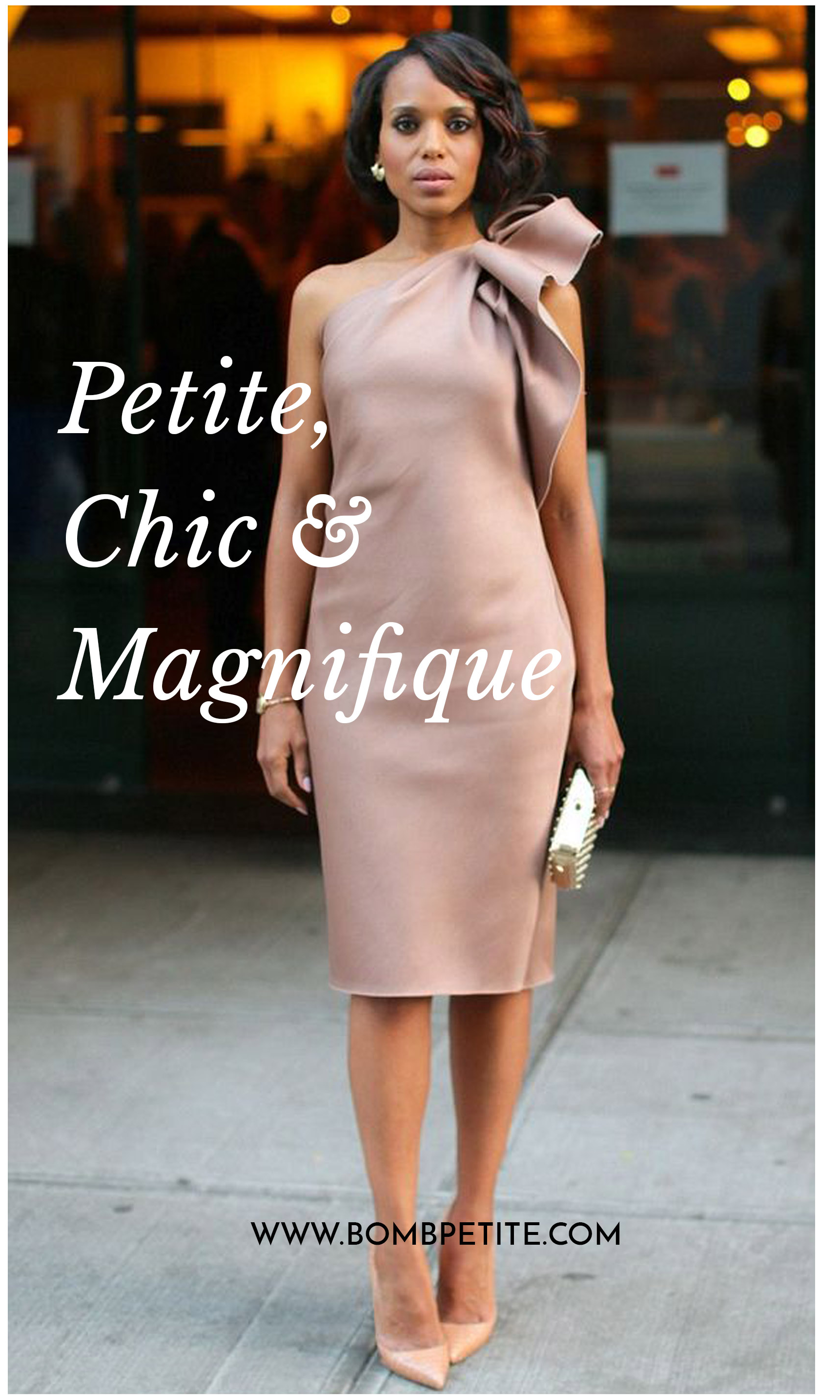 #BombPetiteStories: lessons in style from real petite ...