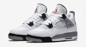 cheap for discount 43016 9ba1a Here Are All the Kids  White Cement  Air Jordan 4s Releasing