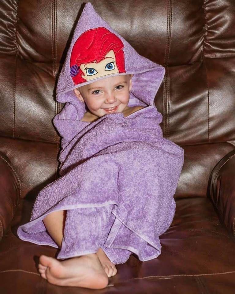 Kids Character Hooded Towel Kids Hooded Towel Hooded Bath Towel