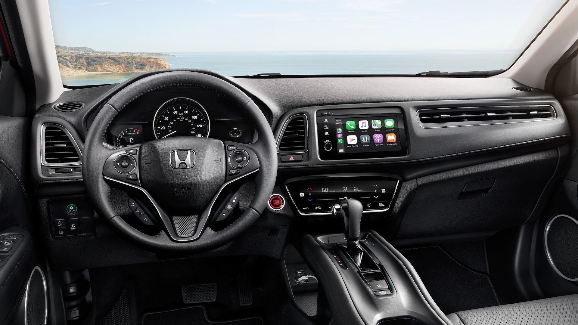 2020 Honda Hr V The Crossover Suv Honda Honda Hrv Crossover Suv Suv Honda