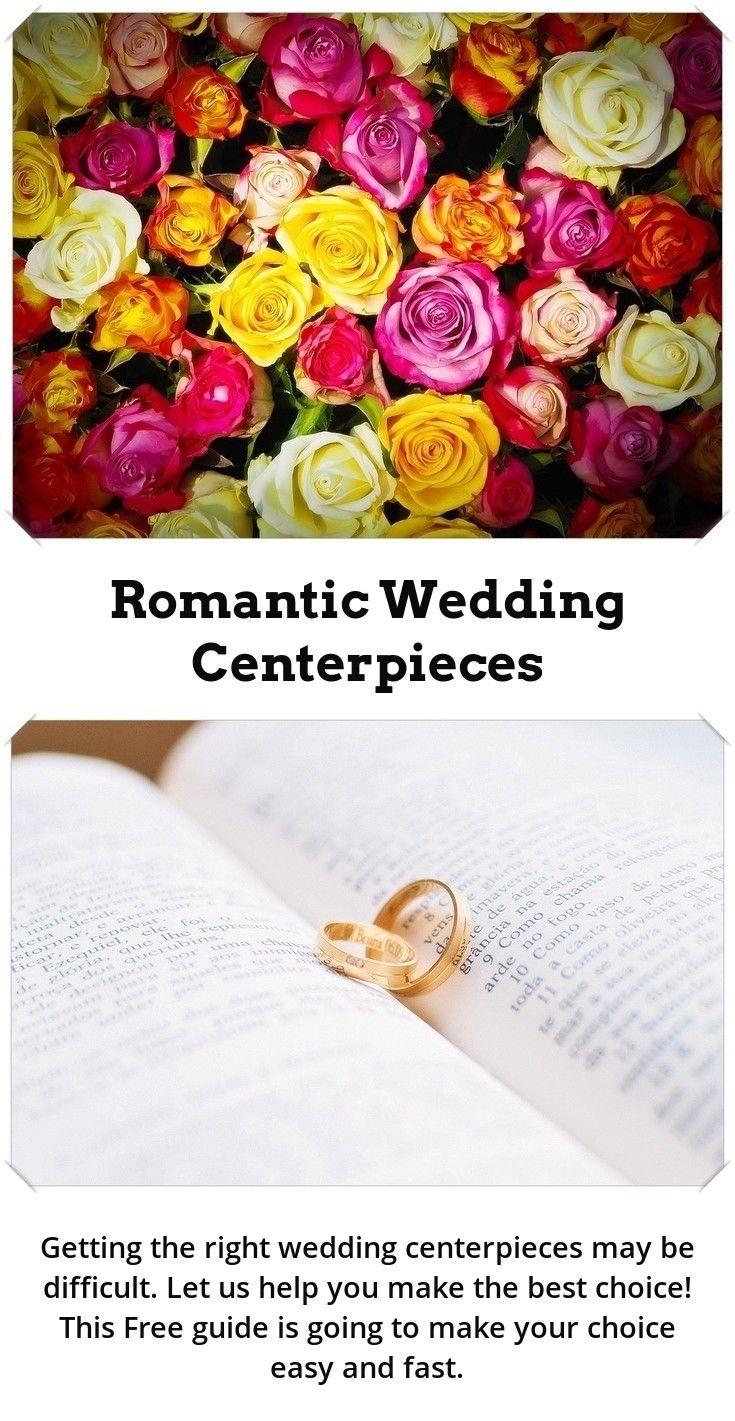 Creative Wedding Centerpieces