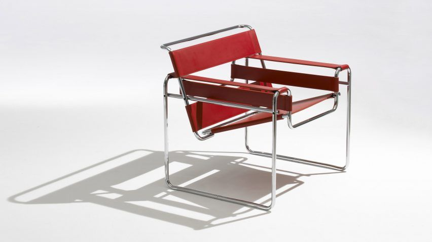 10 of the most emblematic pieces of Bauhaus furniture and