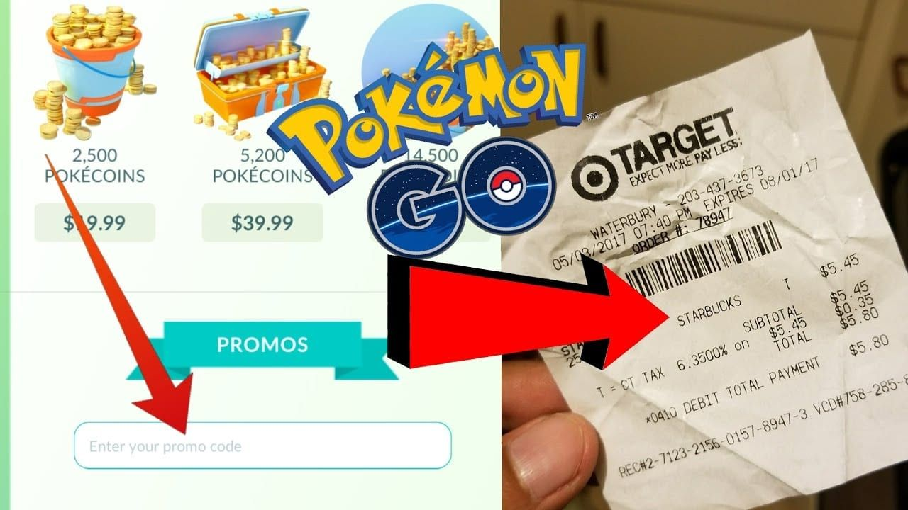 Free pokemon go promo codes march 2020 code pokemon