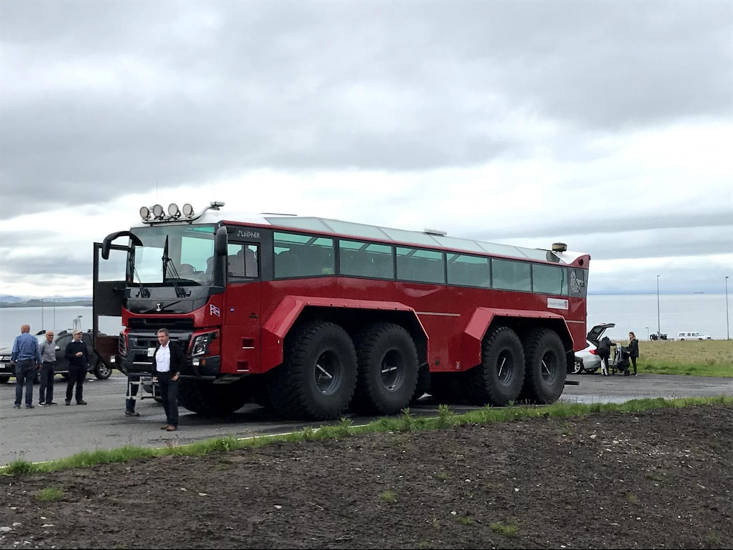Offroad bus Iceland Offroad, Vehicles, Old classic cars