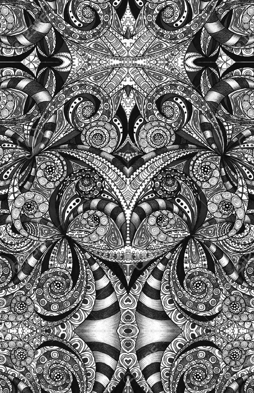 Image result for zentangle wallpaper hd