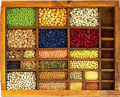 Types of daal (pulses and lentils)