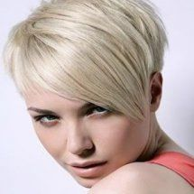 Pixie Haircut With Long Side Swept Bangs Google Search