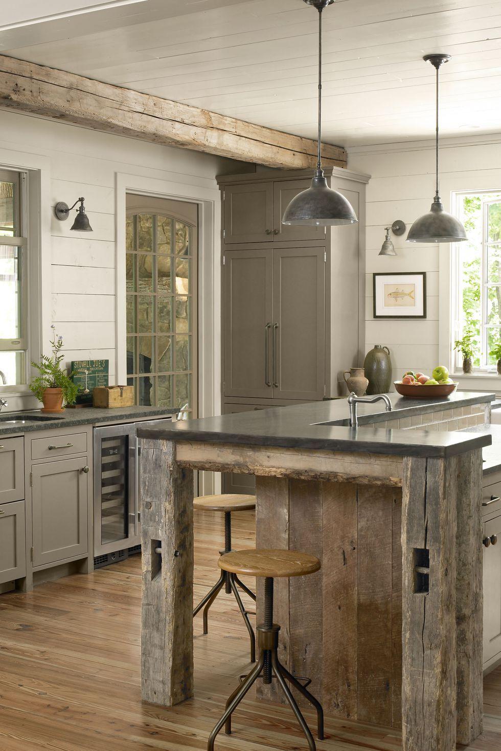 charming kitchen island ideas that are both stylish and storage friendly farmhouse kitchen on e kitchen ideas id=41862