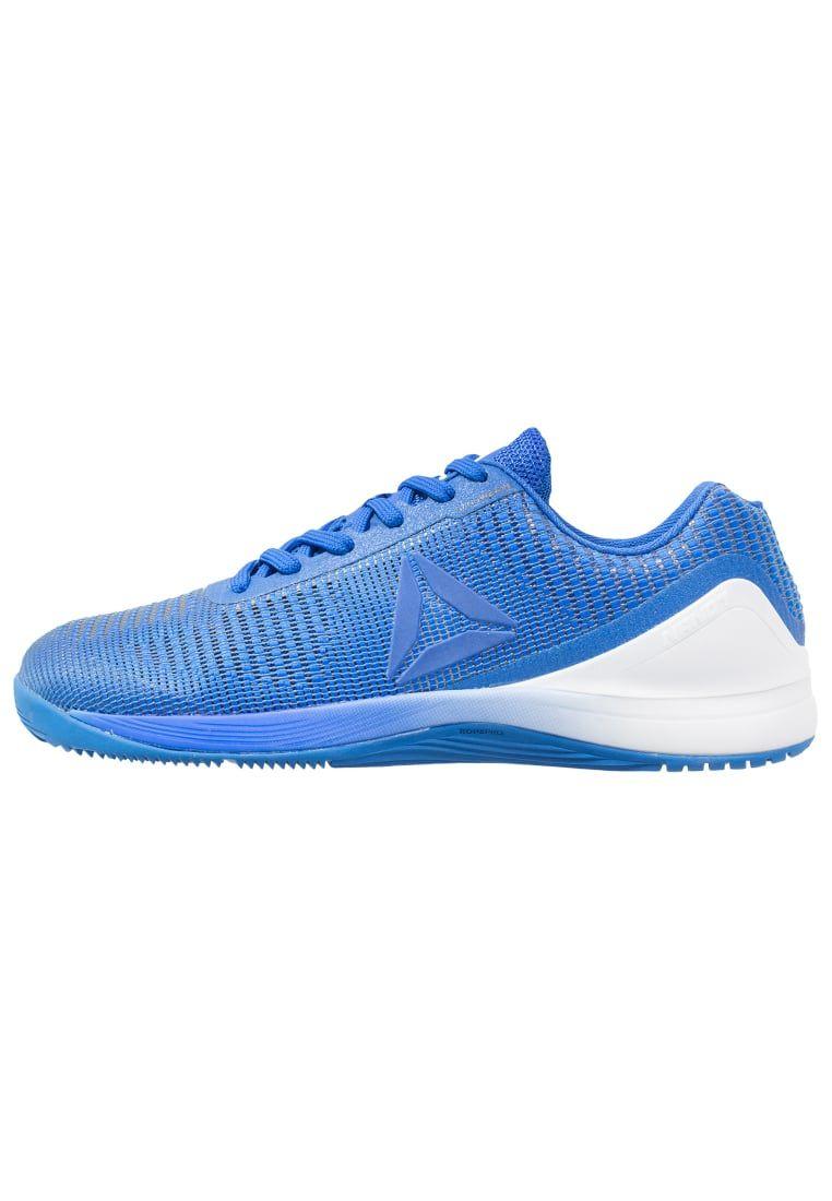 Reebok CROSSFIT NANO 7 - Zapatillas fitness e indoor vital blue/white EXohW