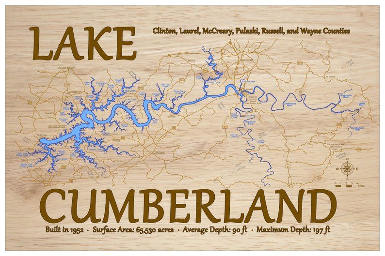 cumberland lake ky map Lake Cumberland Kentucky Map Lake Cumberland Kentucky Kentucky Cumberland cumberland lake ky map