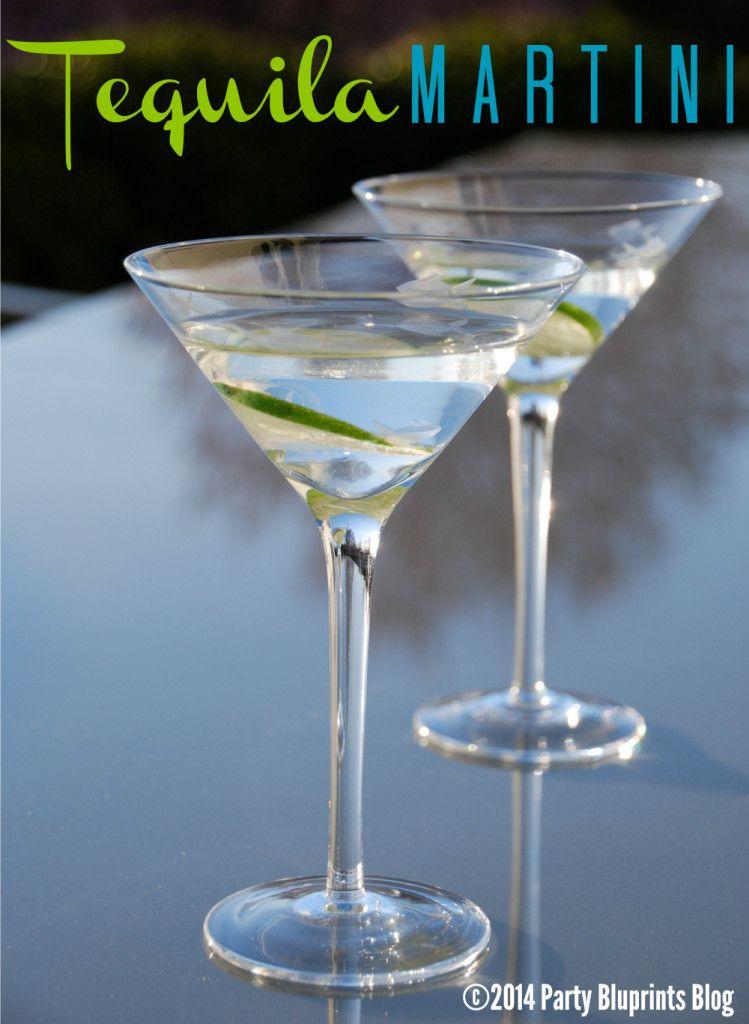 Tequila Martini Recipe