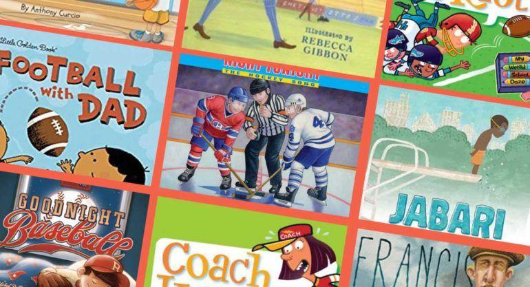 Best Sports Books for Kids Fatherly Sports books, Fun