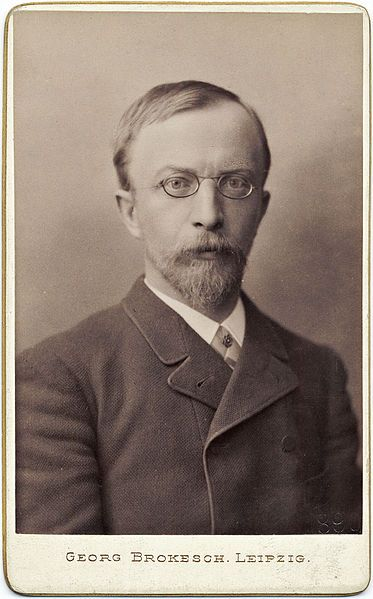Christian Sinding (1856-1941) - A new composer to me, but