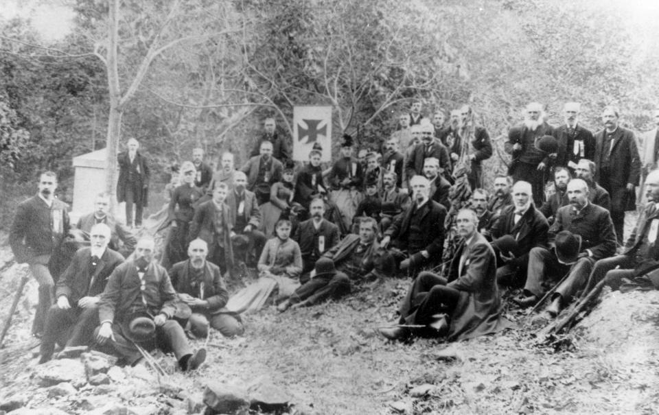 20th Maine Volunteer Reunion