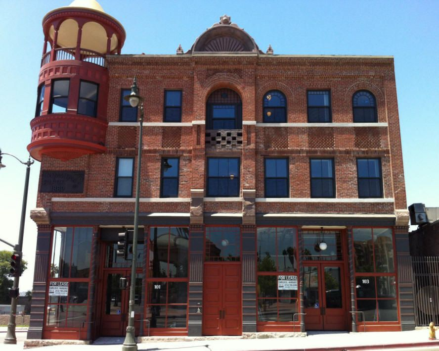 The Boyle Hotel Mings Block Was Recently Placed On Highly Recognized National Register Of Historic