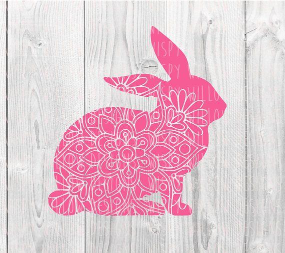 78+ Easter Bunny Mandala Svg Free – SVG Bundles