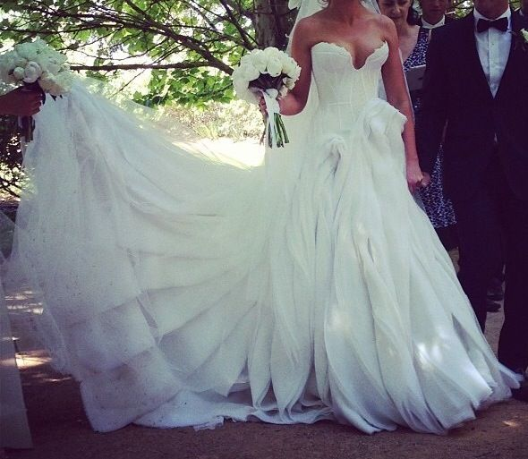 J\'aton Couture Wedding Dress <3 Perfection!! | Bridal Style ...