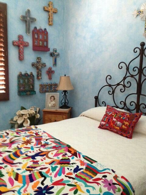 Las Cruces Home Ideas Mexican Bedroom Mexican Style Bedrooms