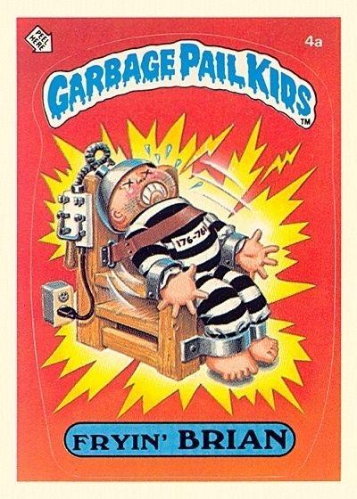 The 80s Photo Garbage Pail Kids Garbage Pail Kids Cards Garbage Pail Kids Kids Cards