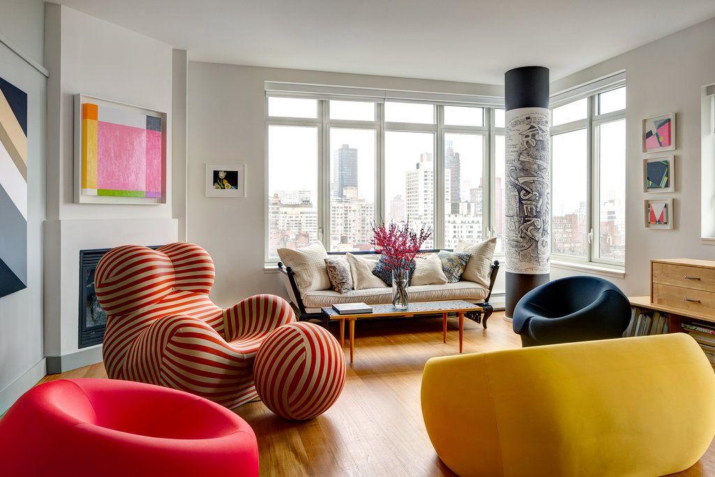 Allan Greenberg\u0027s apartment in Manhattan Photo Bruce Buck for The